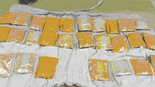 Lật tẩy đường dây vận chuyển heroin bằng những chiếc áo nịt người