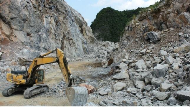Hải Phòng: Sập khai trường đá, 5 công nhân thiệt mạng