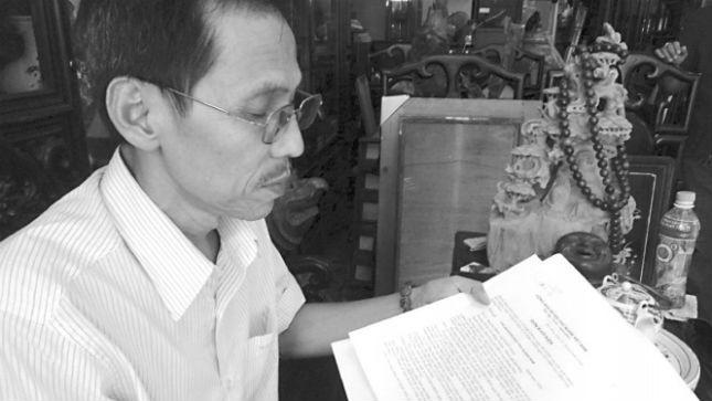 """Nguyễn Mười """"đồ cổ"""" và hành trình 10 năm đi đòi công lý"""