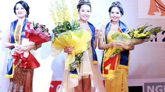 Cuộc thi Nữ hoàng sắc đẹp Việt Nam 2014