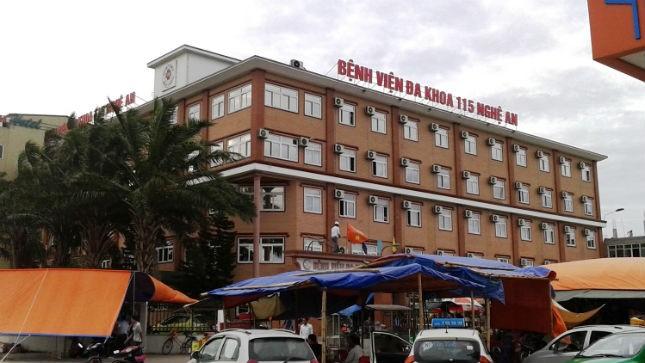 Bệnh viện tư nhân đa khoa 115 nơi được định tuyến cho đầu số 115 của Nhà nước