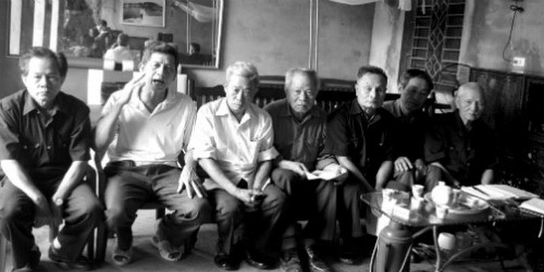 Hội viên trong Ban liên lạc (hợp pháp) bức xúc tố cáo bà Nguyệt, ông Xuân và ông Tú