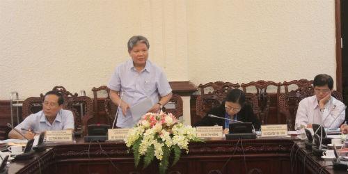 Bộ Tư pháp làm việc về các Đề án thành lập đặc khu kinh tế Vân Đồn, Phú Quốc, Bắc Vân Phong