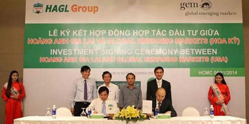 GEM đầu tư 1.700 tỷ đồng vào Hoàng Anh Gia Lai