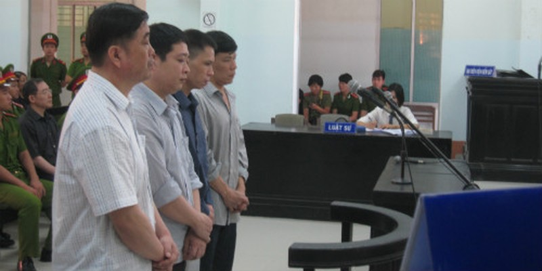 Khánh Hòa: Mở lại phiên tòa xét xử nguyên Tổng Giám đốc Vinalines