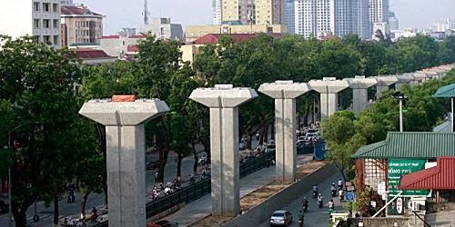 Thêm 315 triệu USD, có đủ cho đường sắt Cát Linh - Hà Đông cán đích?