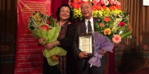 Tại hội nghị khoa học toàn quốc trà hoàn ngọc 7 Nga Tây Ninh được vinh danh