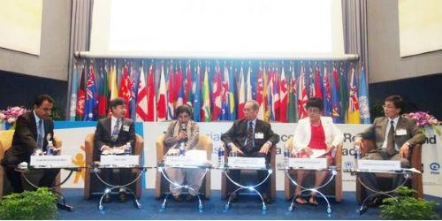 Thứ trưởng Nguyễn Khánh Ngọc: Tham dự Hội nghị về đăng ký và thống kê hộ tịch