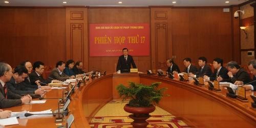 Bổ sung kịp thời các nhiệm vụ cải cách Tư pháp