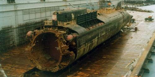 14 năm thảm họa tàu ngầm nguyên tử Kursk