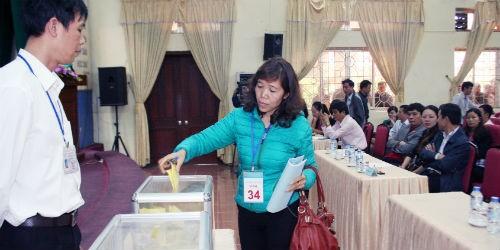 Một phiên đấu giá quyền sử dụng đất ở Hà Đông, Hà Nội