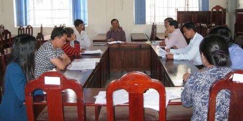 Trợ giúp pháp lý ở Kiên Giang
