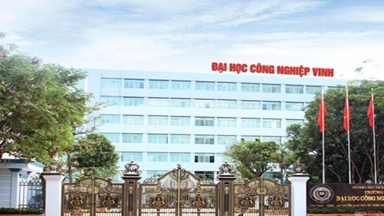 Đại học Công nghiệp Vinh ký kết hợp tác đào tạo với nhiều tổ chức