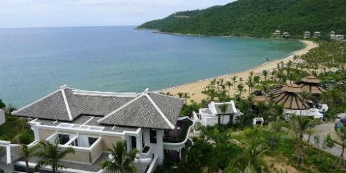 Một khu nghỉ dưỡng cao cấp ven biển ở Đà Nẵng