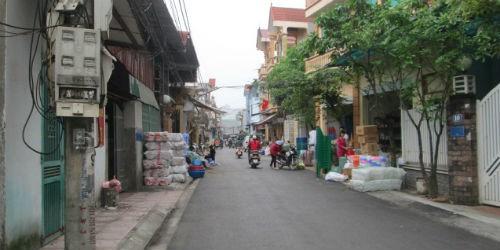 """Làng Bắc Lãm, phường Phú Lương - nơi vẫn còn duy trì lệ """"ra tuần"""" từ xưa"""