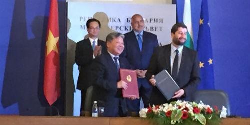 Kết thúc tốt đẹp các hoạt động của Bộ trưởng Hà Hùng Cường tại Bulgaria