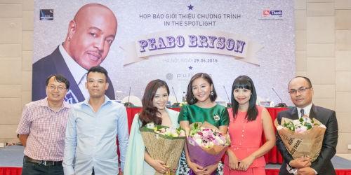 Huyền thoại âm nhạc thế giới Peabo Bryson biểu diễn tại Việt Nam