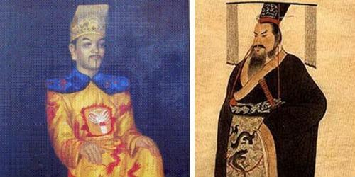 Đinh Tiên Hoàng và Tần Thủy Hoàng - Những trùng hợp kỳ lạ