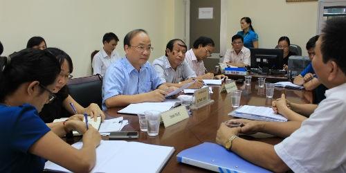 Thứ trưởng Phan Chí Hiếu tiếp công dân
