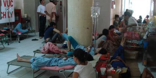 Hà Nội: Số ca mắc sốt xuất huyết sẽ tiếp tục tăng