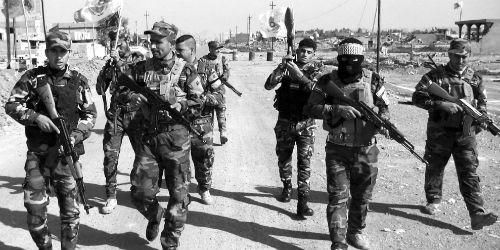 """Mỹ """"tiếp sức"""" Iraq chiến đấu với IS"""