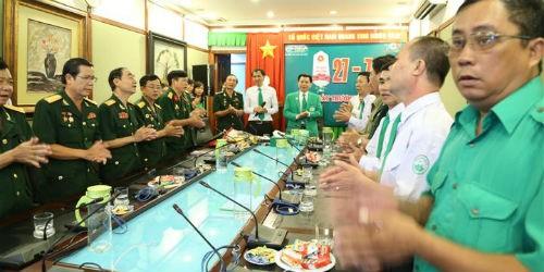 Tập đoàn Mai Linh tri ân Ngày thương binh liệt sĩ