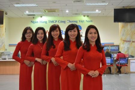 Cơ hội trở thành Lễ tân tại VietinBank