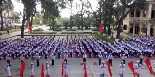 Hà Nội yêu cầu hát Quốc ca vào sáng thứ 2