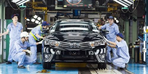 TMV muốn thuế suất đánh vào dòng xe thân thiện môi trường giảm từ 45% hiện nay xuống còn 30%