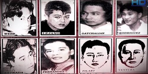 Chân dung 8 nghi phạm trong lời kể của Jessica Alfaro
