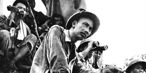 Bác Hồ chỉ đạo Chiến dịch Biên giới 1950