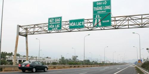 Đường Láng - Hòa Lạc: Dở dang vì Hà Nội… thiếu tiền!