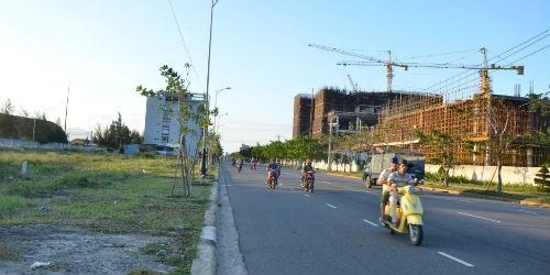 Quản lý kiến trúc trên đất ven biển do người Trung Quốc gom mua