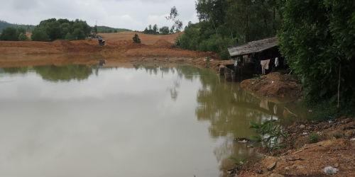 """Thừa Thiên Huế: Bất an vì dự án sân golf """"treo"""" 8 năm"""