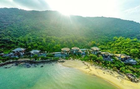 Ngắm vẻ đẹp của InterContinental Danang Sun Peninsula Resort