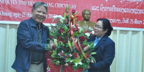 Việt Nam - Lào: Thúc đẩy hợp tác công tác Tư pháp địa phương