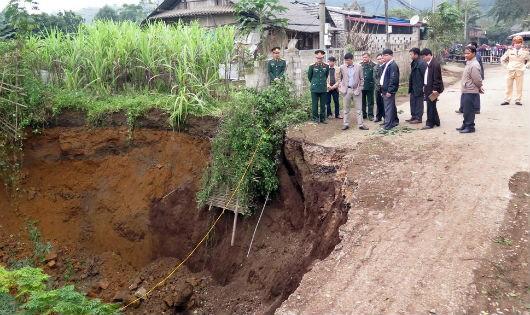Việt Nam tiềm tàng nguy cơ động đất với cường độ mạnh