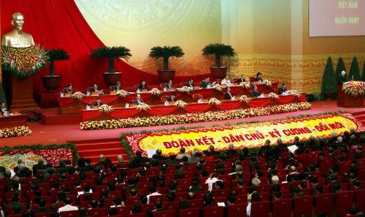 Chiều nay, công bố danh sách Ban Chấp hành Trung ương khóa XII