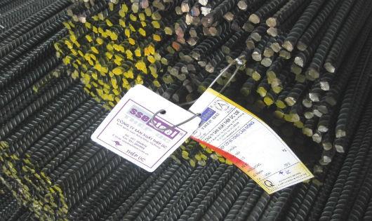 Chiều qua (23/3), báo giá mỗi cây thép Úc loại D22 tại thị trường Hà Nội đều tăng cao
