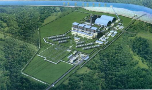 Hải Dương: Khởi công dự án nhiệt điện gần 2 tỷ USD