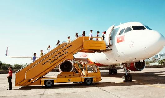 Chào đường bay Đài Nam, Kuala Lumpur, Vietjet tung 50,000 vé siêu tiết kiệm