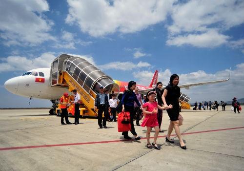 Vietjet khuyến mãi khủng bay từ Hải Phòng tới Phú Quốc, Đà Lạt, Buôn Ma Thuột
