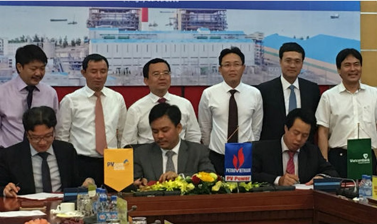 PVcomBank cấp tín dụng 2.000 tỷ đồng cho PVPower