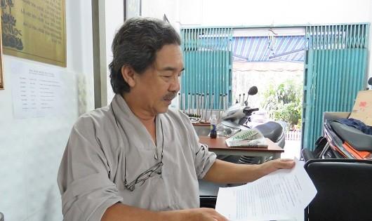 Cựu biệt động Sài Gòn Vương Thới Trung sống trong khốn khổ suốt 10 năm qua và mong từng ngày vụ án được đưa ra xét xử