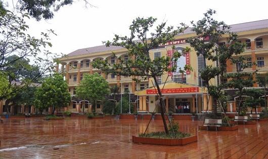 Thái Bình: Dấu hiệu sai phạm trong thi cử tại một trường chuẩn quốc gia