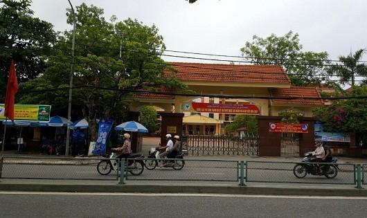 Sai phạm 'kép' tại một trường chuẩn Quốc gia ở Thái Bình