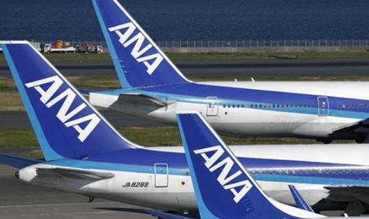 """Hàng không ANA """"tậu ghế"""" ở Vietnam Airlines"""