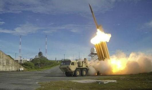 THAAD phóng thử thành công tên lửa đánh chặn
