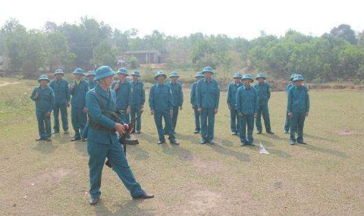 Dân quân Mường Khoa góp phần bảo vệ an ninh Tổ quốc
