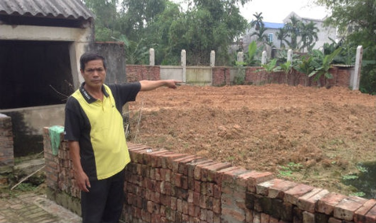 Huyện Sóc Sơn (Hà Nội): Chính quyền làm ngơ trước một vụ hủy hoại tài sản táo tợn?